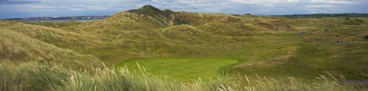 golf, golf in ireland, destination review, golf in northern ireland, Castlerock Golf Club