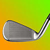 Adams Super S Irons, face