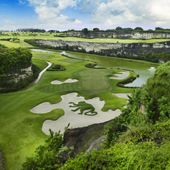 Golf, Golf in Barbados, West Indies, destination review, golf course review, The Green Monkey