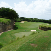 Golf, Golf in Barbados, West Indies, destination review, golf course review, Royal Westmoreland