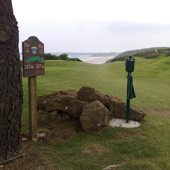 golf, brittany, france, destination review, Val André