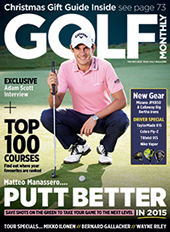 Christmas Gift Ideas, Golf Monthly