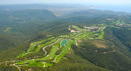 Golf holiday review of Club Golf D'Aro Ariel View, Costa Blanca, Spain