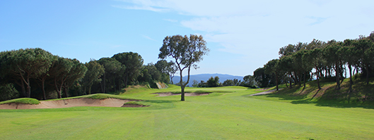 Golf holiday review of Club Golf D'Aro 6th hole, Costa Blanca, Spain