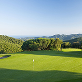 Golf holiday review of Club Golf D'Aro 9th hole, Costa Blanca, Spain