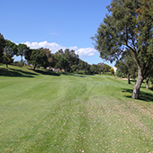 Golf holiday review, The 4th hole at Golf Club Peralada, Costa Blanca, Spain