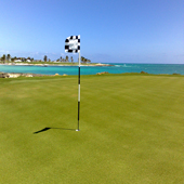Punta Espada, 18th hole