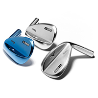 Golf Equipment News: The Mizuno T20 Wedge System. T20 heads