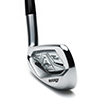 Golf Equipment test Mizuno JPX850 Forged Irons, toe and cavity shot