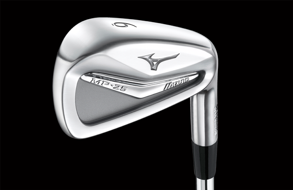 a83873dad051 Golf Equipment Reviewss. Perfect Impact: Mizuno MP-25 Irons