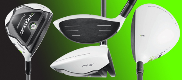 TaylorMade RBZ Driver and Fairway Wood Golf Equipment Review