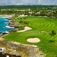 Golf Holiday Reviews; Dominican Republic, Punta Cana golf hokiday review, Punta Espada Golf Course