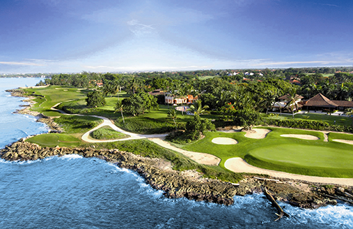 Golf Holiday Reviews; Dominican Republic, Punta Cana golf hokiday review, Teeth of the Dog, Casa De Campo