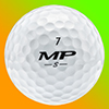 Golf Equipment test Mizuno MP-S logo