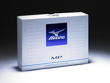 Golf Equipment test Mizuno MP-S 12-ball box