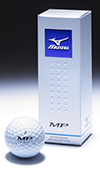 Golf Equipment test Mizuno MP-S 3-ball sleeve