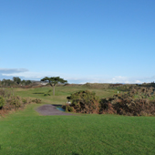golf, destination review, north wales, golf courses, Abersoch Golf Club