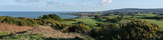 golf, destination review, north wales, golf courses, Bull Bay Golf club