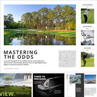 PGR Magazine Issue 6, planet golf review magazine issue six