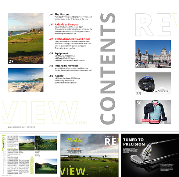 planetgolfreview digital magazine