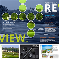 PGR Magazine Issue 8, planet golf review magazine issue eight