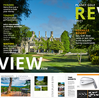 PGR Magazine Issue 9, planet golf review magazine issue nine
