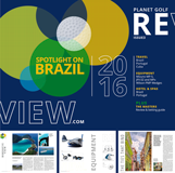 PGR Magazine Issue 3, planet golf review magazine issue three