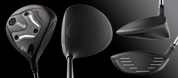 Golf Equipment News, Ping Rapture 3-wood, line-up