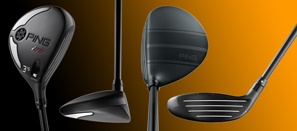 Golf Equipment News, Ping i25 Fairway woods line-up