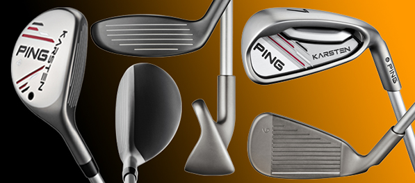 Golf Equipment News, Ping Karsten Hybrid/Iron line-up