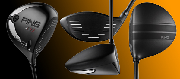Golf Equipment News, Ping i25 driver line-up