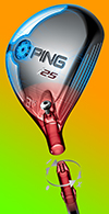 Golf Equipment News, Ping i25 Fairway woods adjustable illustration