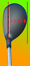 Golf Equipment News, Ping Karsten Hybrid/iron address