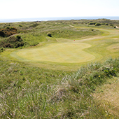 Pyle and Kenfig Golf Club 14th hole
