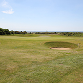 Pyle and Kenfig Golf Club 7th hole