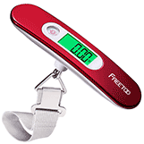 Christmas Travel Gadget Gift idea. FREETOO Digital Luggage Scale