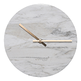 Christmas Home Decor Gift idea. Zuiver Marble Time Wall Clock